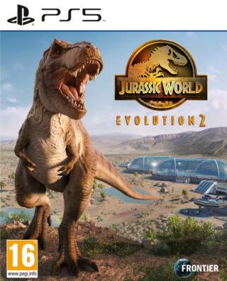 JURASSIC WORLD EVOLUTION 2 – PS5