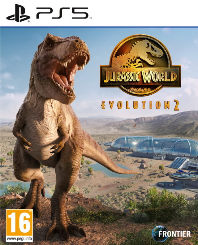 JURASSIC WORLD EVOLUTION 2 PS5 5056208812865