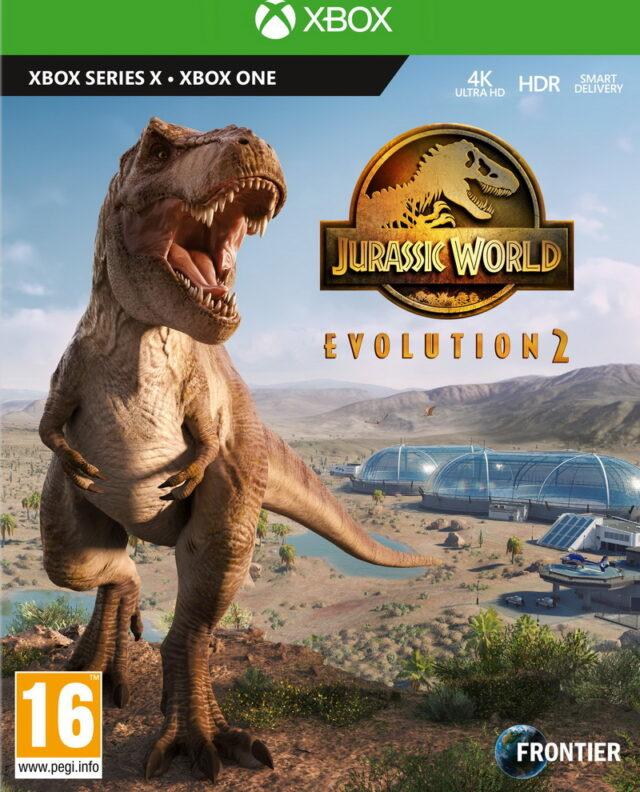 JURASSIC WORLD EVOLUTION 2 Xbox Series X 5056208813206