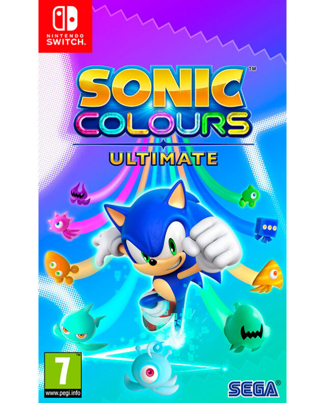 SONIC COLORS ULTIMATE Nintendo Switch 5055277038374 1
