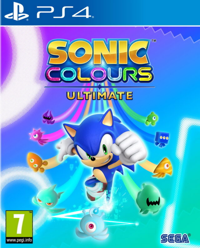 SONIC COLORS ULTIMATE – PS4
