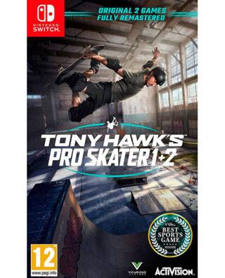TONY HAWK'S PRO SKATER 1+2 – Nintendo Switch