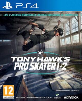 TONY HAWK'S PRO SKATER 1+2 – PS4