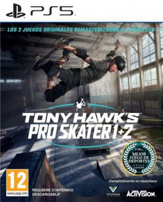 TONY HAWK'S PRO SKATER 1+2 – PS5