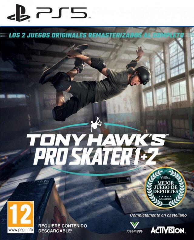 TONY HAWKS PRO SKATER 12 ps5 5030917294334