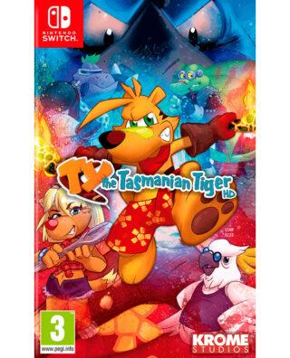 TY THE TASMANIAN TIGER HD – Nintendo Switch