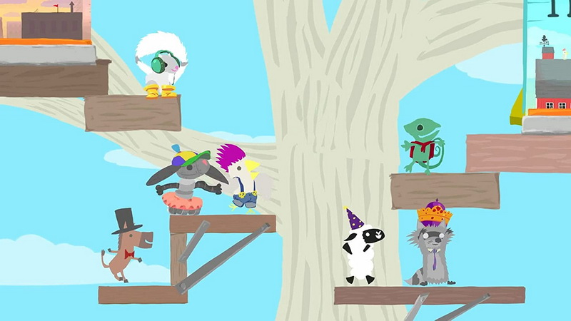 ULTIMATE CHICKEN HORSE A NEIGH VERSARY EDITION 3