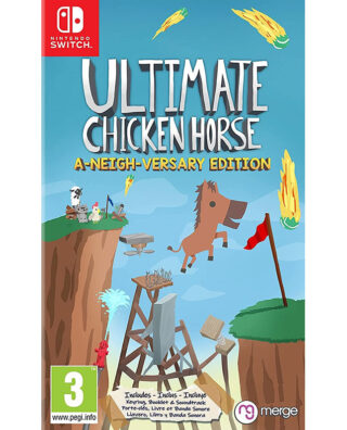 ULTIMATE CHICKEN HORSE A-NEIGH-VERSARY EDITION – Nintendo Switch