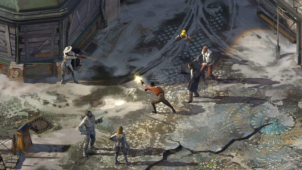 DISCO ELYSIUM THE FINAL CUT PS4 3