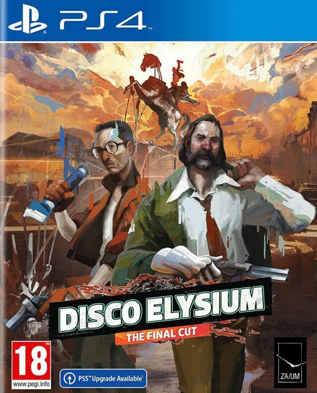 DISCO ELYSIUM THE FINAL CUT PS4 811949033772