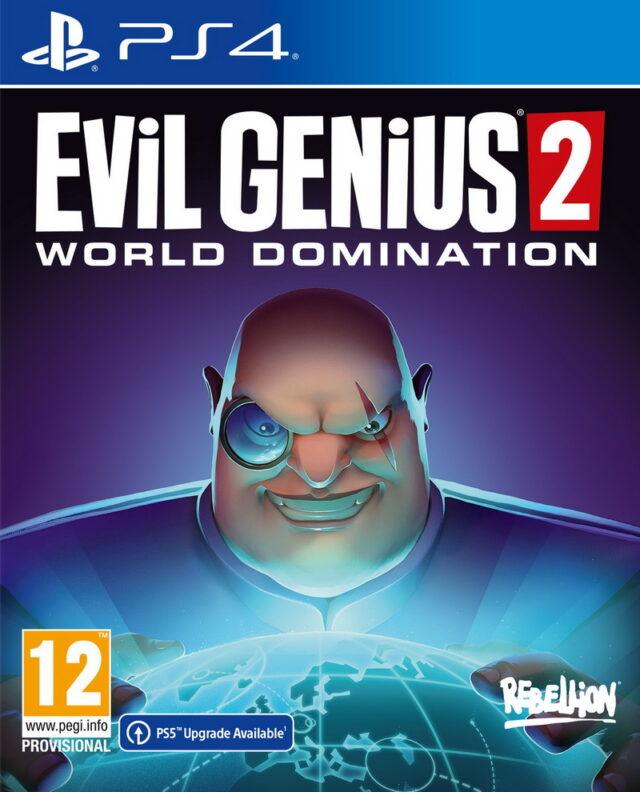 EVIL GENIUS 2 WORLD DOMINATION PS4 5056208810168