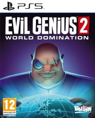 EVIL GENIUS 2 WORLD DOMINATION – PS5