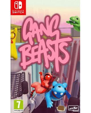 GANG BEASTS – Nintendo Switch