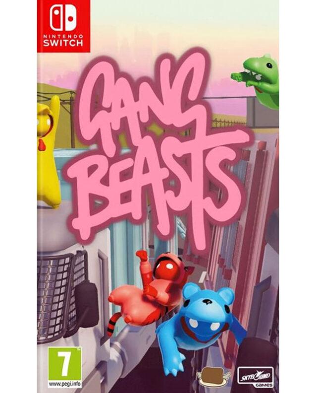GANG BEASTS Nintendo Switch 811949033673
