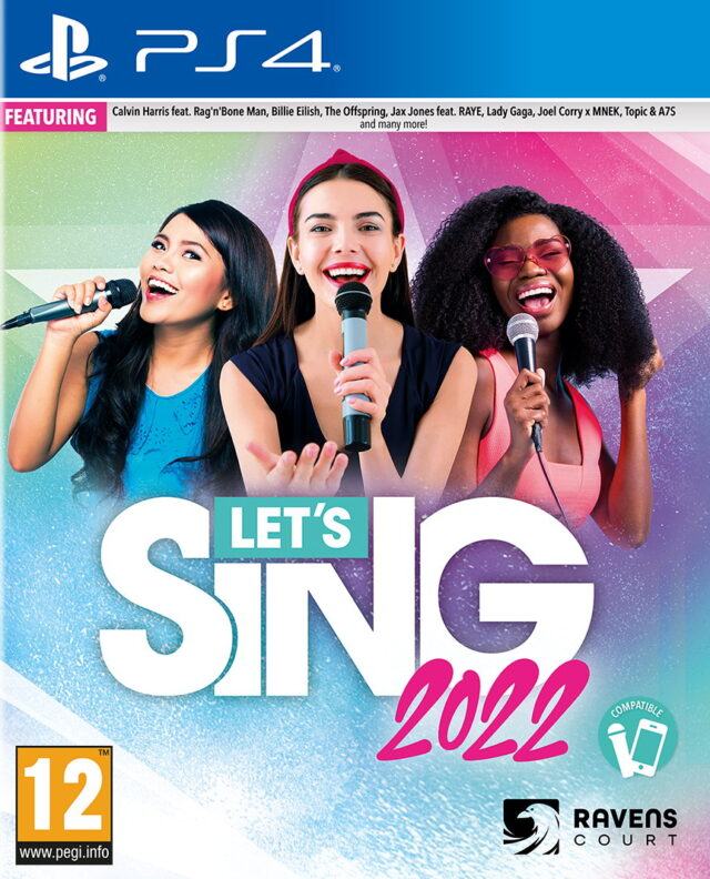 LETS SING 2022 PS4 5603625388376