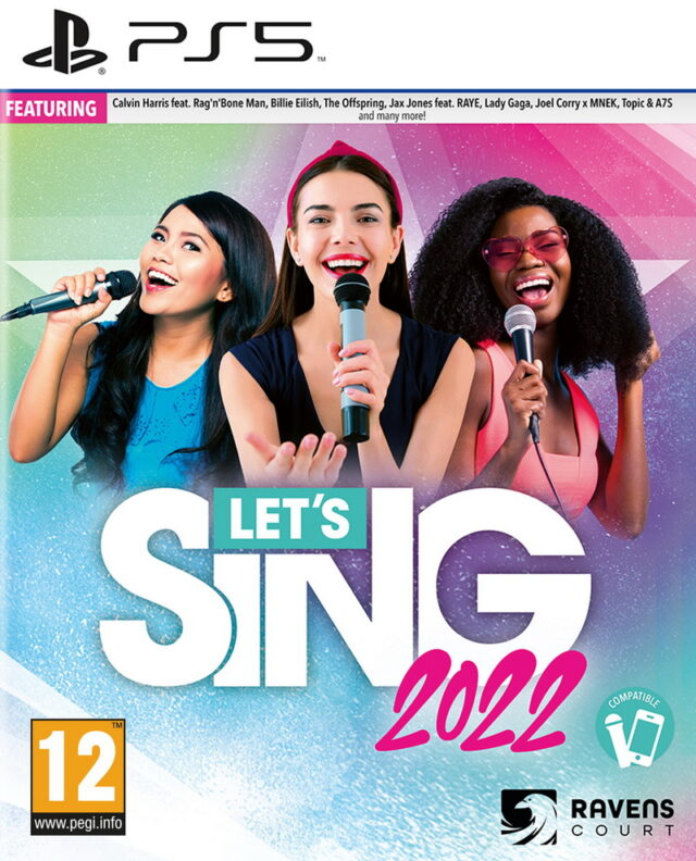 LETS SING 2022 PS5 5603625388383
