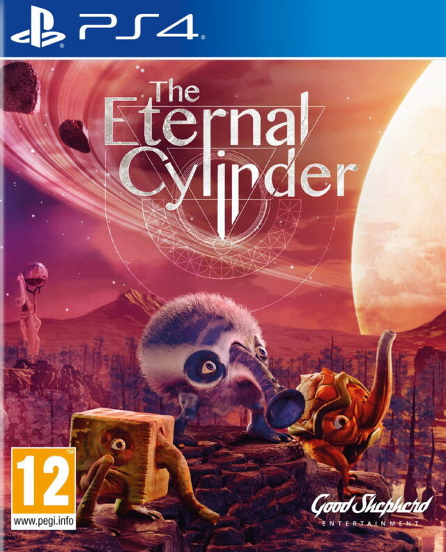 THE ETERNAL CYLINDER PS4 5060760882815