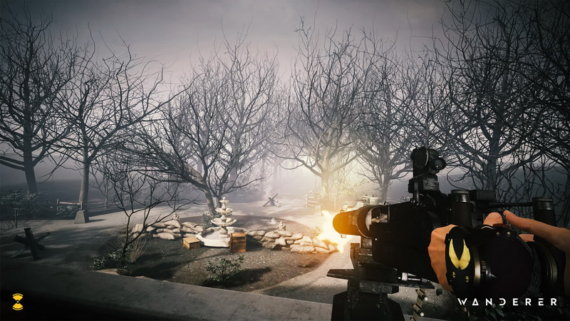 WANDERER PS4 1