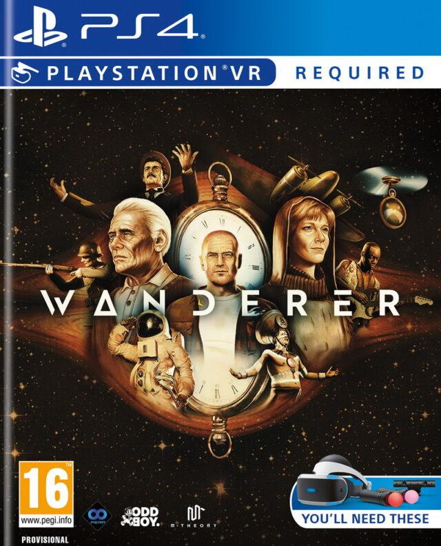 WANDERER PS4 5060522097877