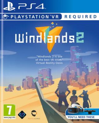 WINDLANDS 2 – PS4